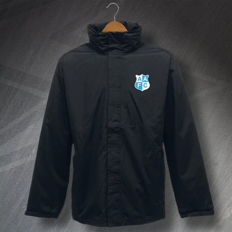 City Football Jacket Embroidered Waterproof Ardwick AFC