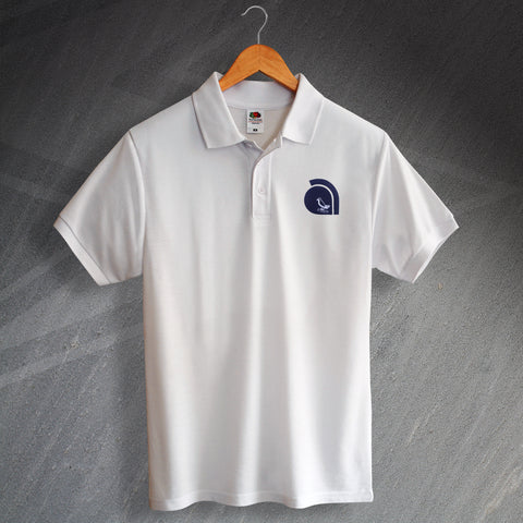 West Brom Football Polo Shirt Embroidered 1972