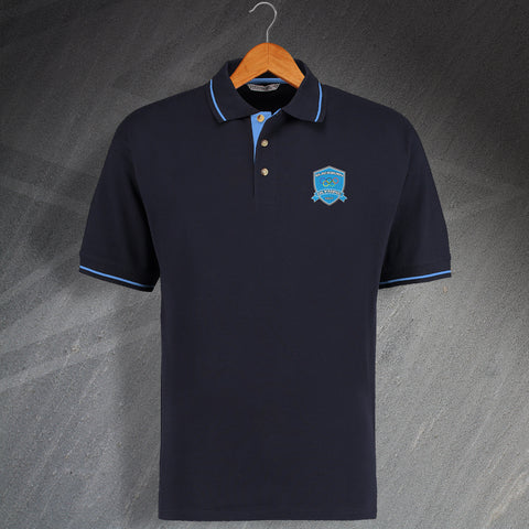 Retro Blackburn Polo Shirt