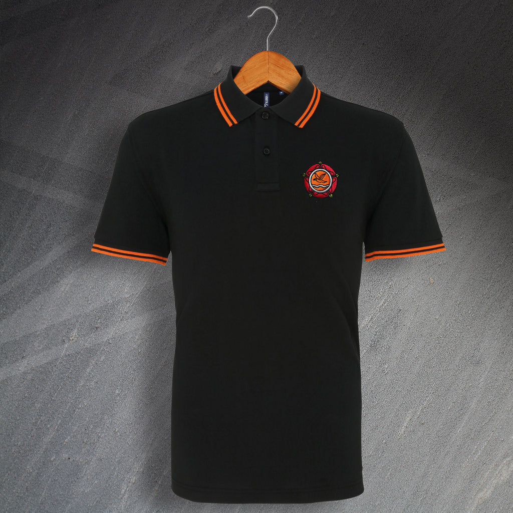 Blackpool Football Polo Shirt