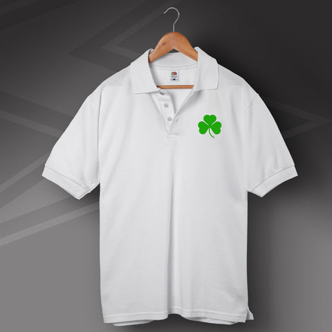 Celtic Football Polo Shirt Printed 1925