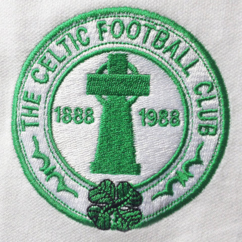 Celtic Embroidered Badge
