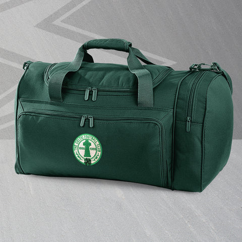 Celtic Football Holdall Embroidered Universal Centenary
