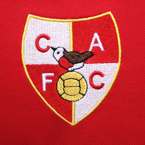 Charlton Embroidered Badge
