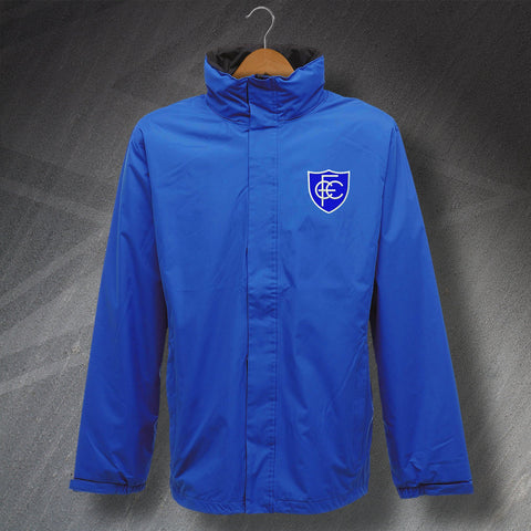 Chesterfield Football Jacket Embroidered Waterproof 1958