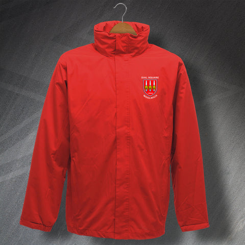 Arsenal Football Jacket Embroidered Waterproof Dial Square