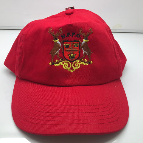 Forest Football Baseball Cap Embroidered 1970