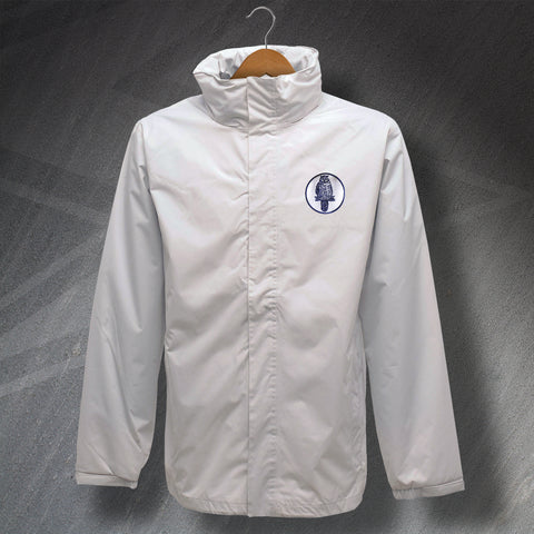 Leeds Football Jacket Embroidered Waterproof 1964