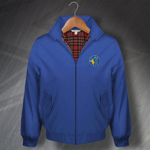 Mansfield Football Harrington Jacket Embroidered 1984