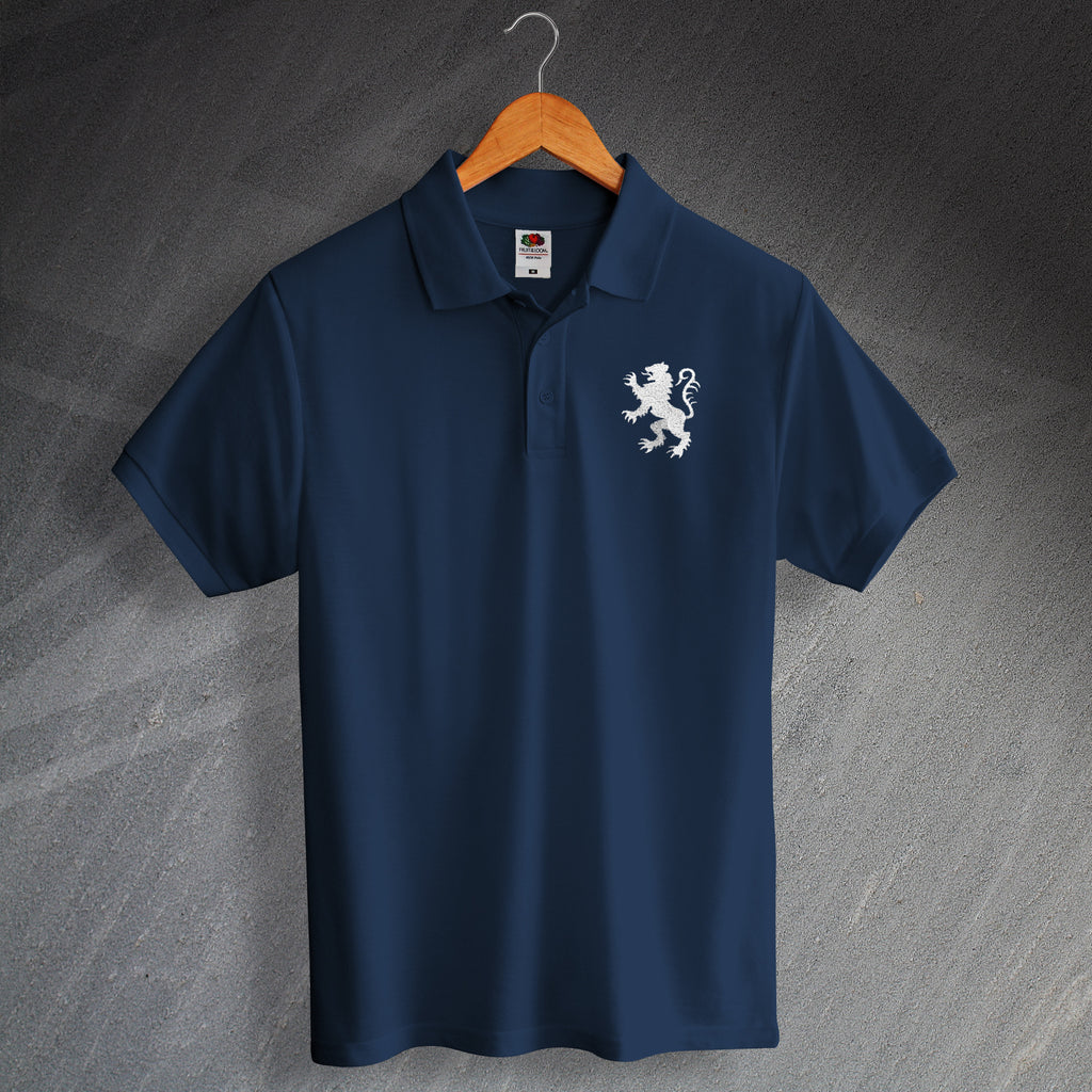 Millwall Embroidered Polo Shirt