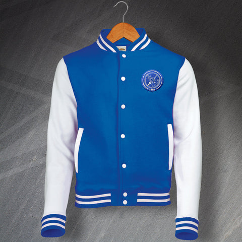 Portsmouth Football Varsity Jacket Embroidered 1898