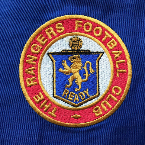 Retro Rangers Badge