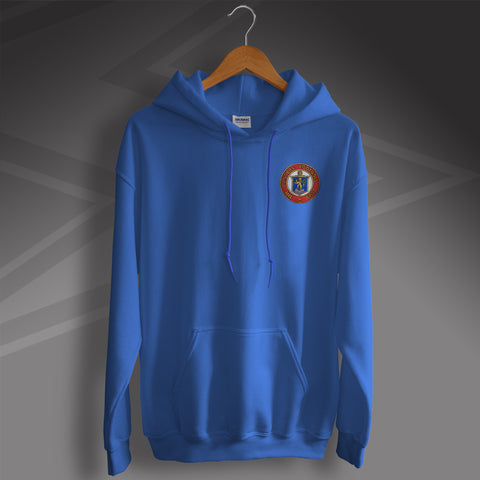 Rangers Football Hoodie Embroidered 1959