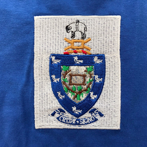 Retro Rochdale Embroidered Badge