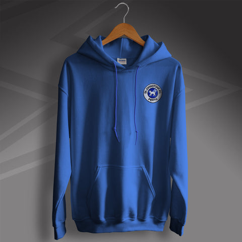 St Johnstone Football Hoodie Embroidered 1980