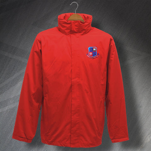Sunderland Football Jacket Embroidered Waterproof Sunderland and District Teachers AFC