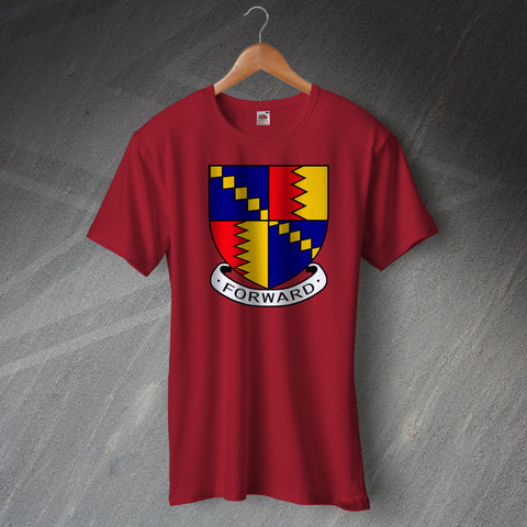 Villa Football T-Shirt 1886
