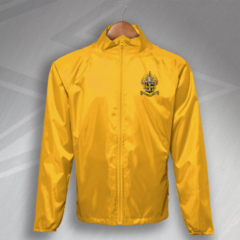 Wolves Football Lightweight Jacket Embroidered 1921
