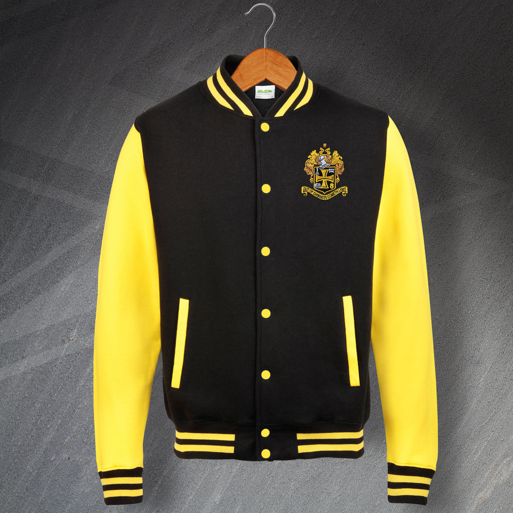 Wolves Football Varsity Jacket
