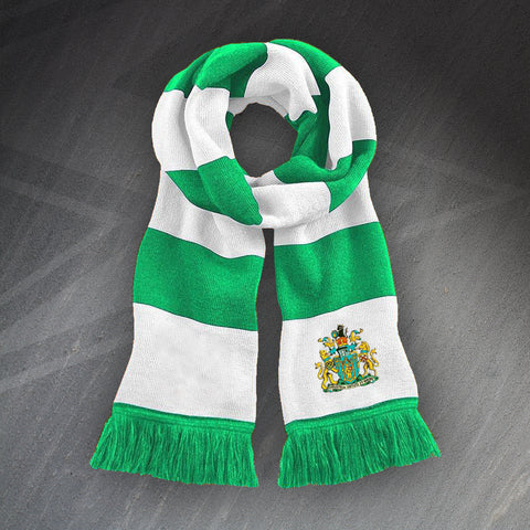 Yeovil Football Bar Scarf Embroidered 1949