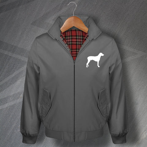 Rhodesian Ridgeback Harrington Jacket