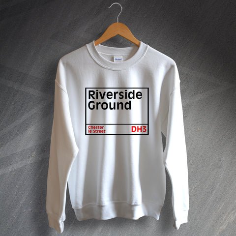 Durham Cricket Sweatshirt Riverside Ground