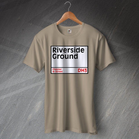 Durham Cricket T-Shirt Riverside Ground