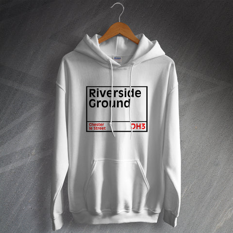 Durham Cricket Hoodie Riverside Ground