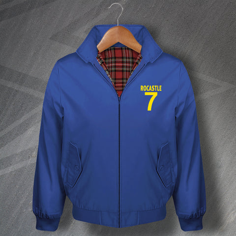 David Rocastle Harrington Jacket