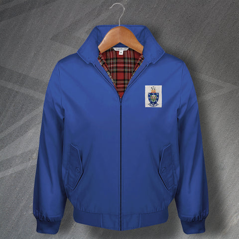 Rochdale Football Harrington Jacket Embroidered 1961