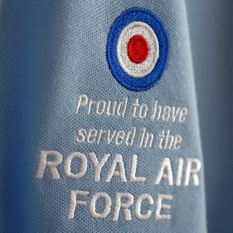 Royal Air Force Embroidered Badge