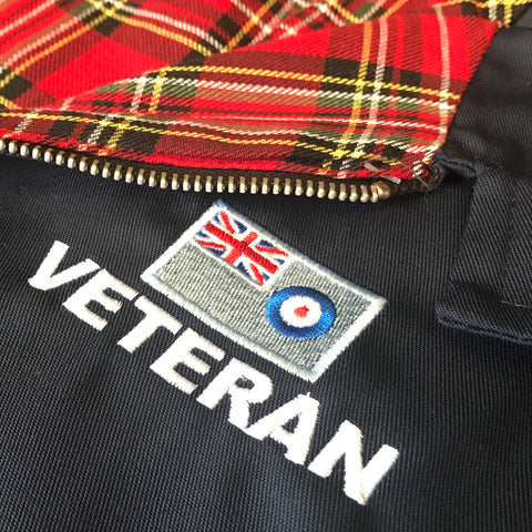 RAF Veteran Harrington Jacket