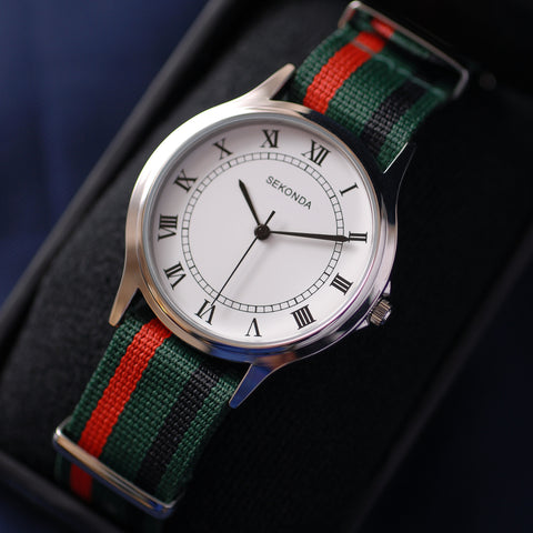 Royal Green Jackets Watch