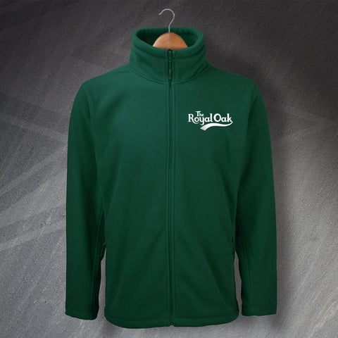 The Royal Oak Pub Fleece Embroidered