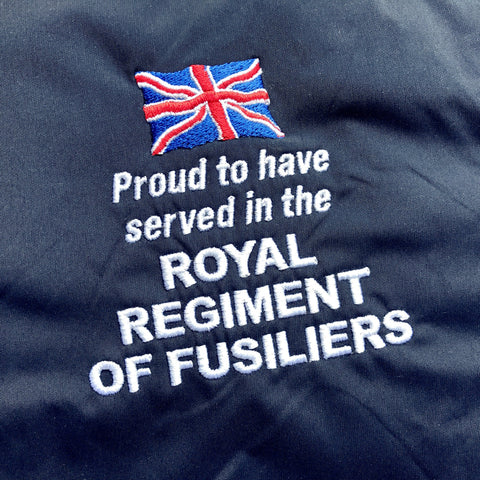 Royal Regiment of Fusiliers Badge