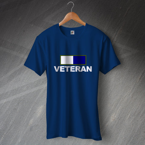 Royal Corps of Signals T-Shirt Tactical Recognition Flash Veteran