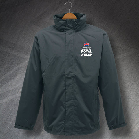 Royal Welsh Jacket