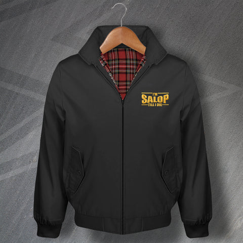 Salop Football Harrington Jacket