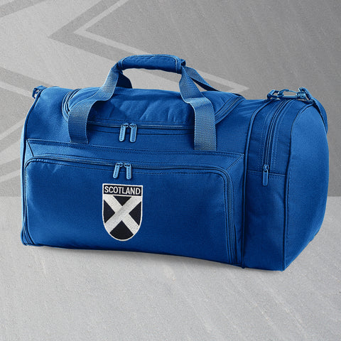 Scotland Embroidered Universal Holdall