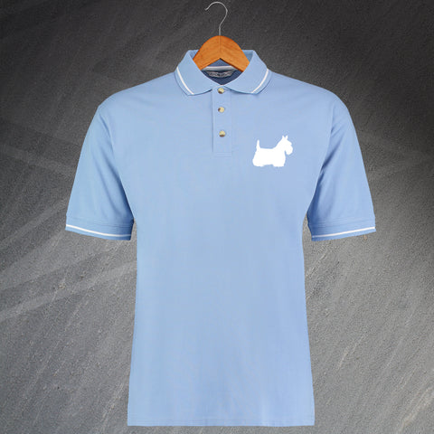 Scottish Terrier Polo Shirt
