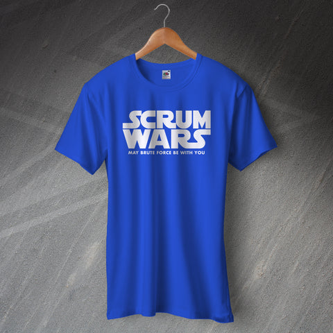 Scrum Wars May Brute Force Be With You T-Shirt