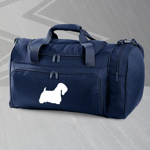Sealyham Terrier Embroidered Universal Holdall