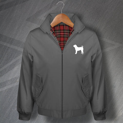 Shar Pei Harrington Jacket