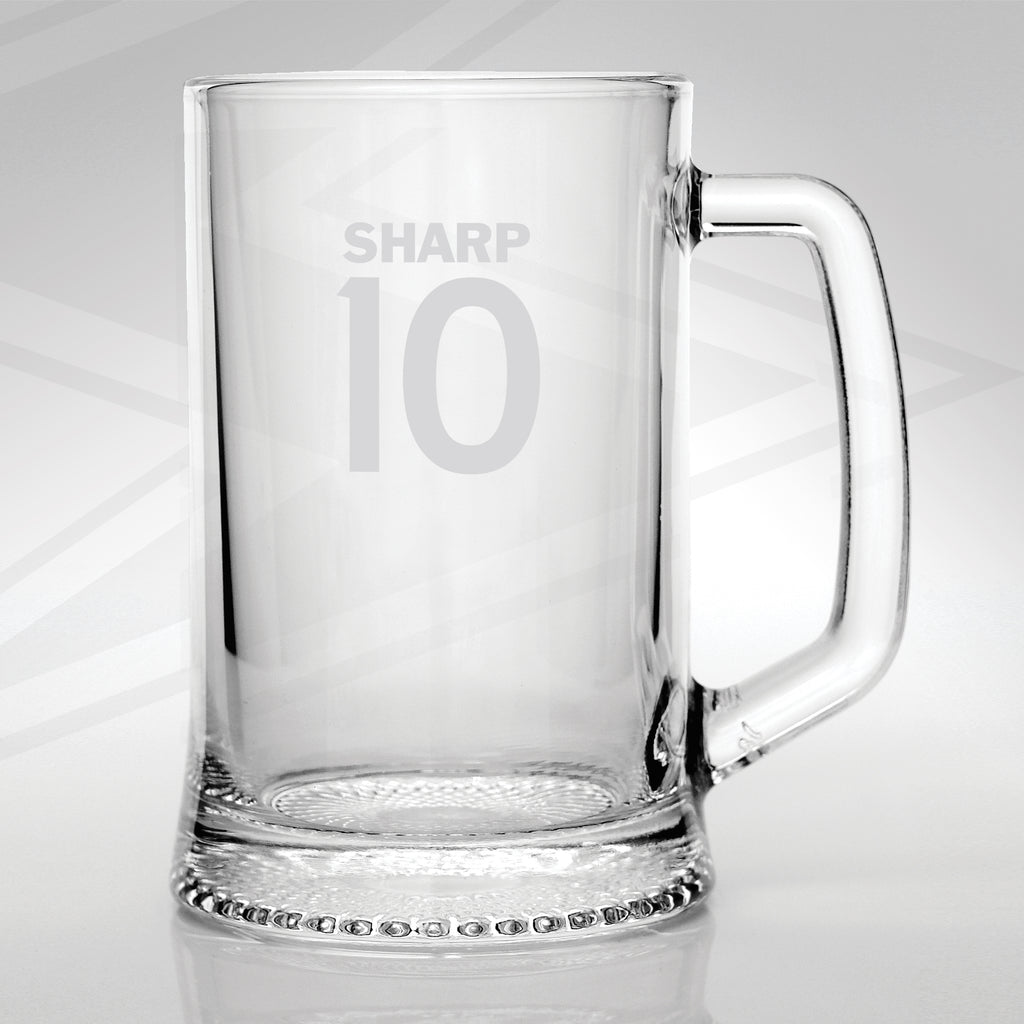 Billy Sharp Tankard