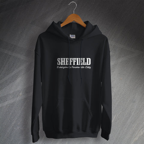 Sheffield Hoodie Everyone's Favourite City