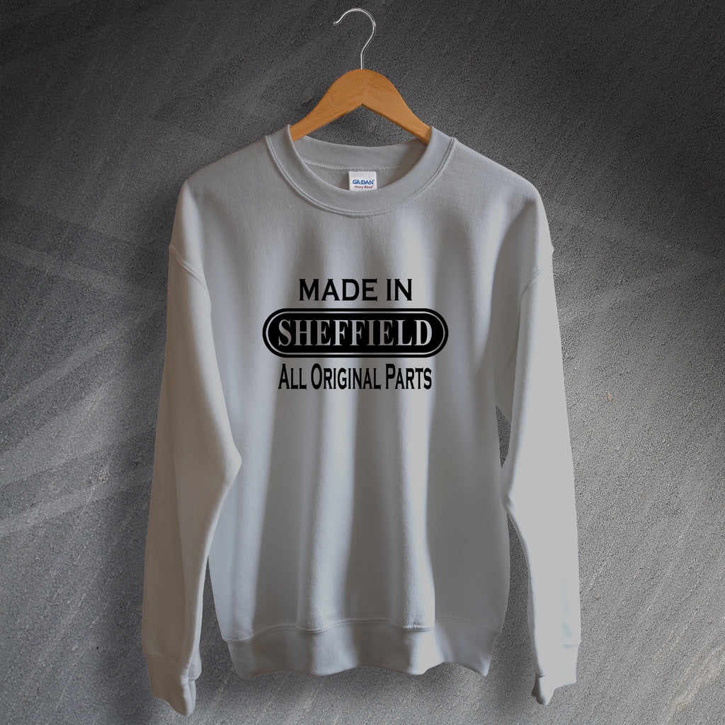 Sheffield Jumper