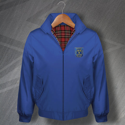 Shrewsbury Football Harrington Jacket Embroidered 1970
