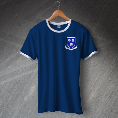 Classic Shrewsbury Football Shirt