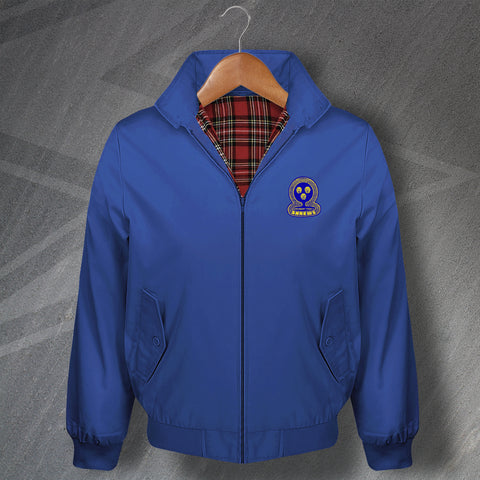 Shrewsbury Football Harrington Jacket Embroidered 1980