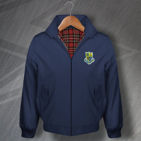 Southend Football Harrington Jacket Embroidered 1982